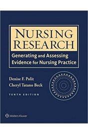 NURSING RESEARCH: GENERATING AND ASSESING EVIDENCE FOR NURSING PRACTIC