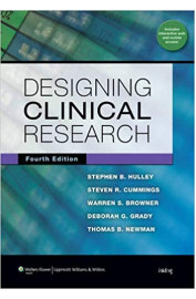 DESIGNING CLINICAL RESEARCH (4th ED.)