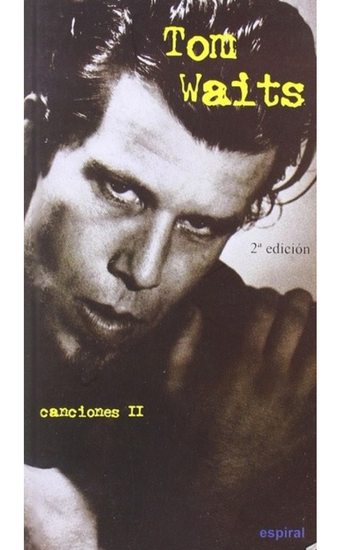 CANCIONES II : DE TOM WAITS