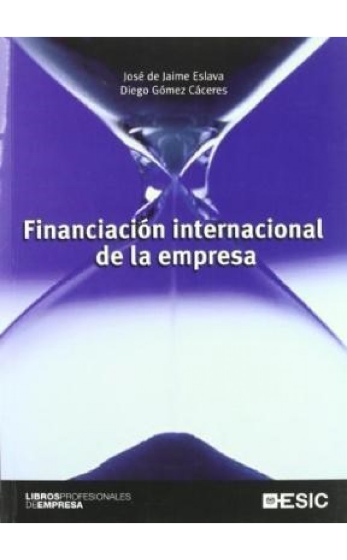 FINANCIACION INTERNACIONAL DE LA EMPRESA