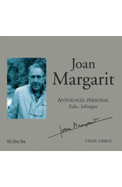 ANTOLOGIA PERSONAL JOAN MARGARIT (+CD)