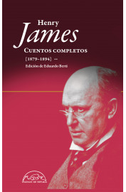 JAMES, HENRY : CUENTOS COMPLETOS (1879-1894)