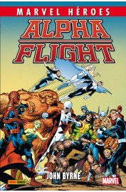 PANINI-COMIC : ALPHA FLIGHT