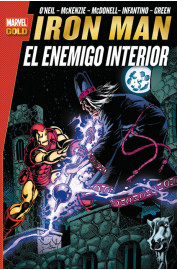 PANINI-COMIC : IRON MAN : EL ENEMIGO INTERIOR