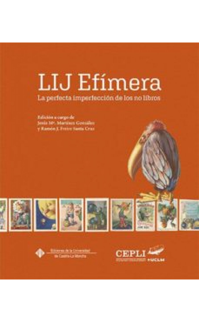 LIJ EFIMERA : LA PERFECTA IMPERFECCION DE LOS NO LIBROS