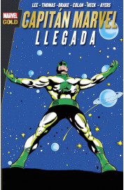 PANINI-COMIC : CAPITAN MARVEL - LLEGADA