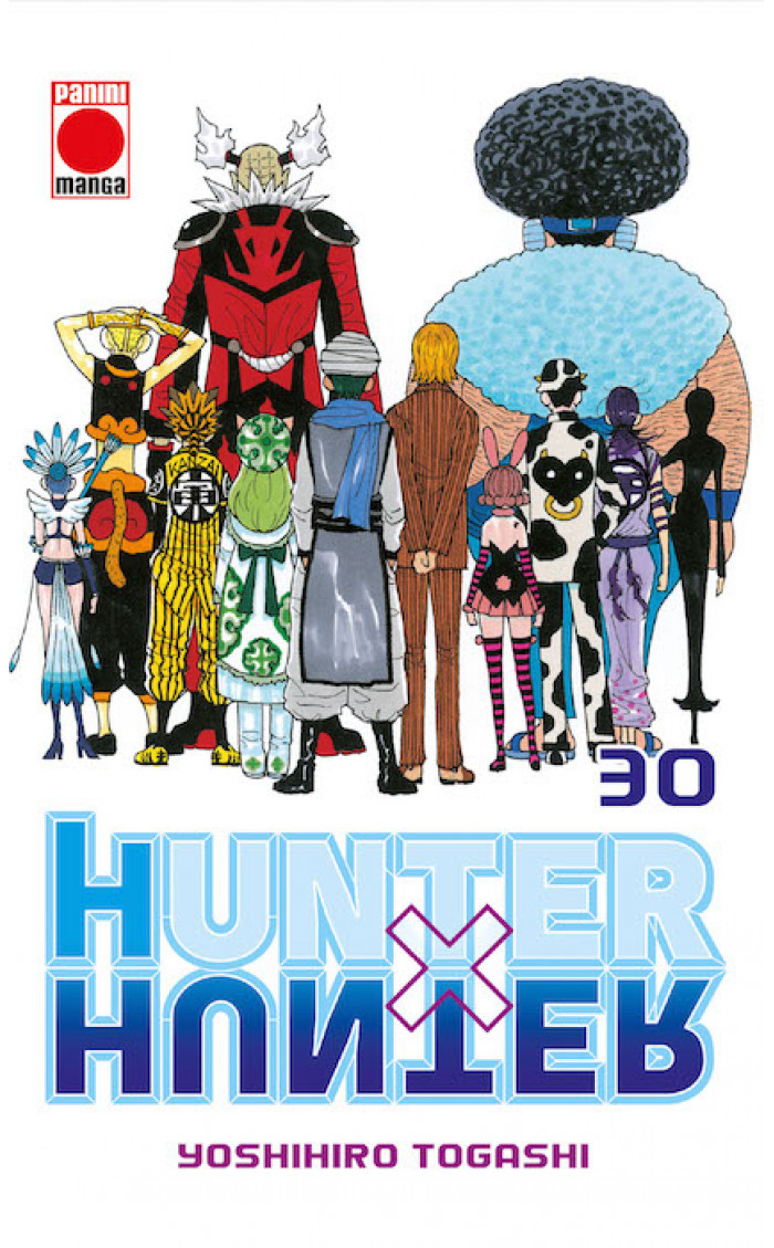 PANINI-COMIC : HUNTER X HUNTER, 30
