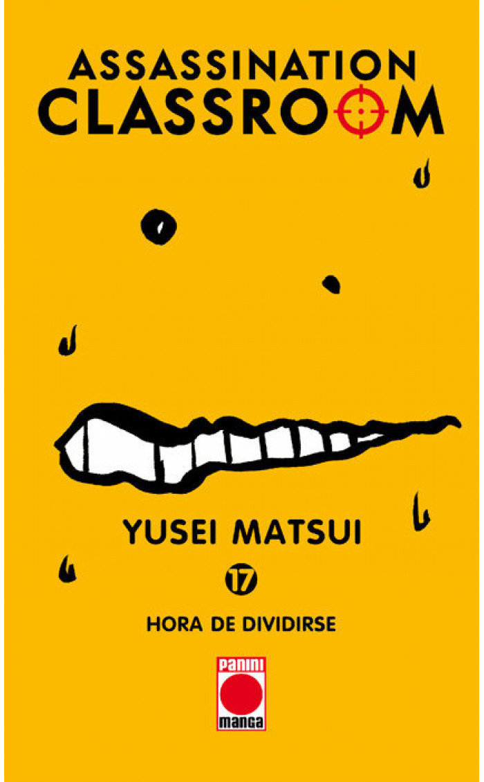 PANINI-COMIC : ASSASSINATION CLASSROOM, 17 - HORA DE DIVIDIRSE