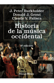 HISTORIA DE LA MUSICA OCCIDENTAL (9ª ED.)