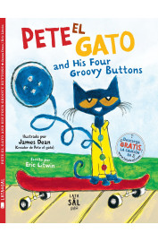 PETE EL GATO : AND HIS FOUR GROOVY BUTTONS