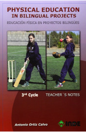 PHYSICAL EDUCATION IN BILINGUAL PROJECTS: 3RD CYCLE/EDUCACION FISICA E