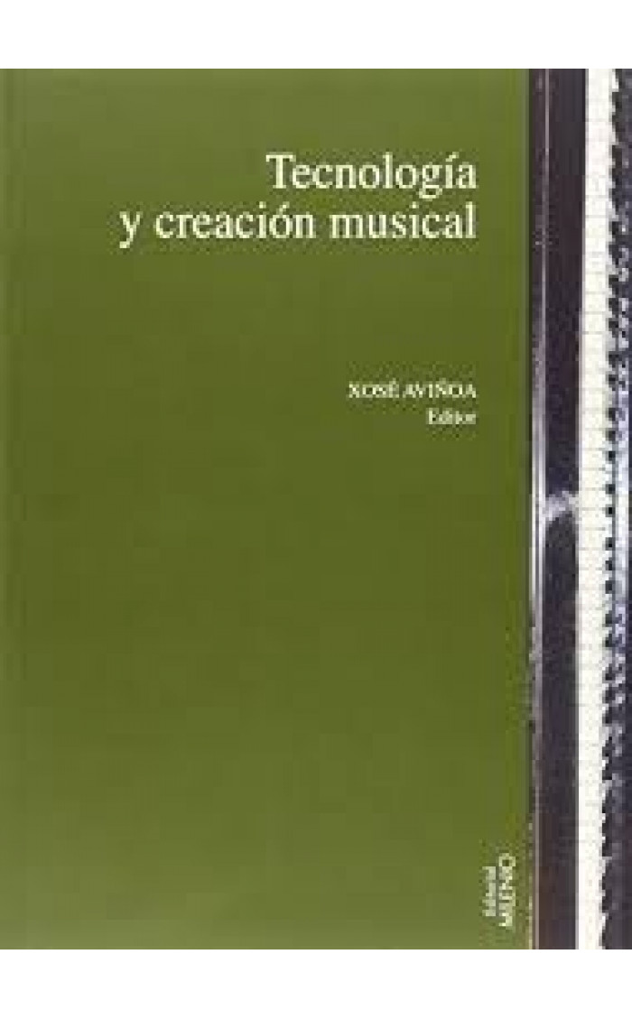 TECNOLOGIA Y CREACION MUSICAL