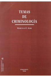 TEMAS DE CRIMINOLOGIA