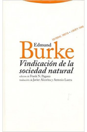 VINDICACION DE LA SOCIEDAD NATURAL