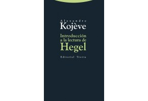 INTRODUCCION A LA LECTURA DE HEGEL