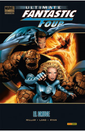 PANINI-COMIC : ULTIMATE FANTASTIC FOUR Nº2 : ZONA N