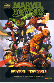 PANINI-COMIC : MARVEL ZOMBIES - HAMBRE INSACIABLE