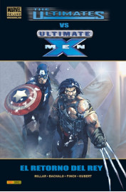 PANINI-COMIC : ULTIMATES VS. ULTIMATE X-MEN - EL RETORNO DEL REY