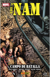 PANINI-COMIC : NAM 2, THE - CAMPO DE BATALLA