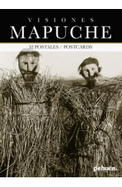 VISIONES MAPUCHE : 32 POSTALES