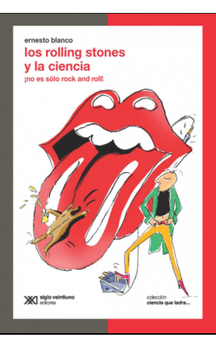 ROLLING STONES Y LA CIENCIA, LOS : NO ES SOLO ROCK AND ROLL